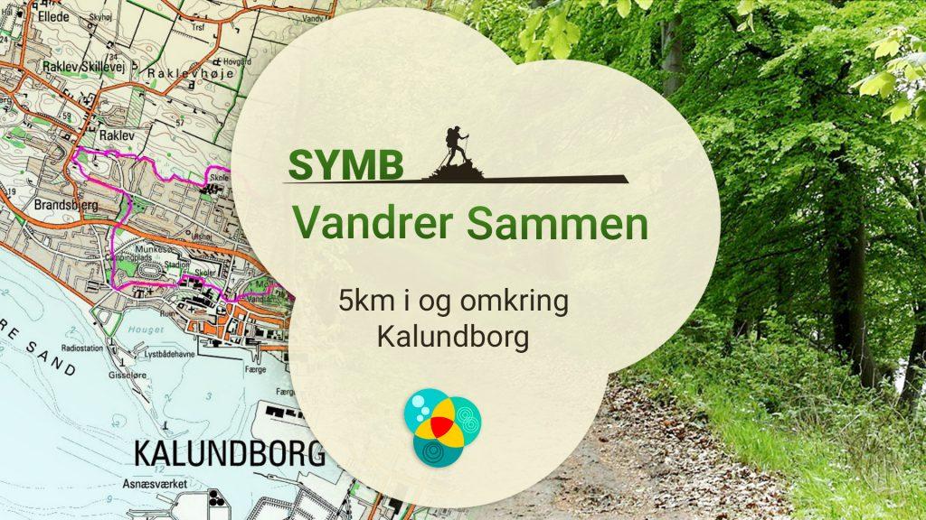 SYMB vandre sammen i eller omkring Kalundborg